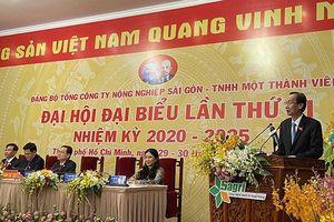 5 nhiệm vụ trọng tâm phát triển Tổng Công ty Nông nghiệp Sài Gòn - TNHH MTV