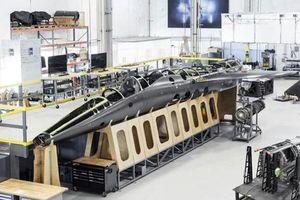 Máy bay phản lực siêu thanh thế hệ mới