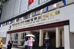 Trường đại học đầu tiên ở TPHCM cho sinh viên nghỉ học vì dịch COVID-19