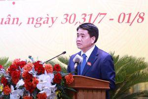 Chủ tịch Nguyễn Đức Chung: Thanh Xuân phải thành trung tâm dịch vụ chất lượng cao