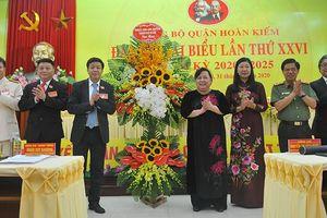 Ông Dương Đức Tuấn tiếp tục giữ chức Bí thư quận ủy Hoàn Kiếm