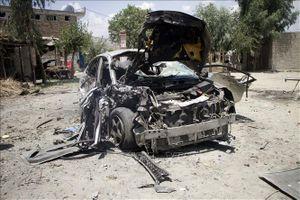 Ít nhất 38 người thương vong trong vụ đánh bom xe tại Afghanistan