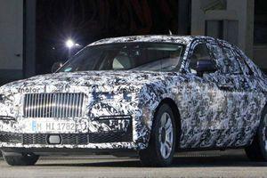 Rolls-Royce Ghost hoàn toàn mới sẽ có sự đột phá về thiết kế