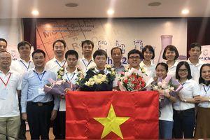 Học sinh Việt Nam đoạt Huy chương Vàng tại Olympic Hóa học quốc tế năm 2020