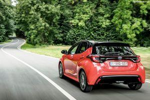 Mẫu hatchback Toyota Yaris 2020 thêm phiên bản hybrid