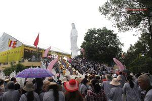 Phật giáo Huế dừng tổ chức lễ hội Quán Thế Âm