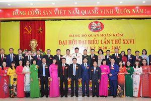 Đồng chí Dương Đức Tuấn tái đắc cử Bí thư Quận ủy Hoàn Kiếm