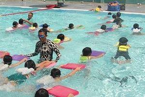 Mỗi ngày có 8 trẻ em bị tai nạn đuối nước