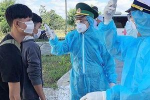 288 du học sinh Lào âm tính lần 2 với SARS-CoV-2
