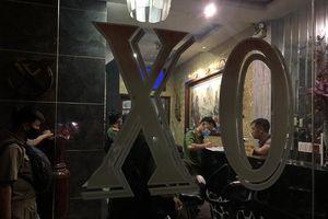 Tiếp tục phát hiện 16 đối tượng 'dính' ma túy quán karaoke XO