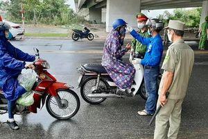 Hàng nghìn thanh niên Đà Nẵng chung tay chống dịch