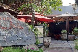CIC giao khoán cho quán cà phê Cánh Buồm trên đất thuê hợp pháp