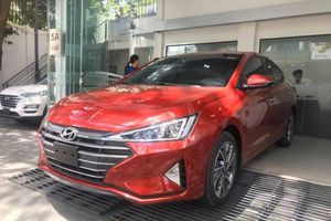 Bảng giá xe Hyundai tháng 8: Hyundai Accent giá chỉ 426 triệu