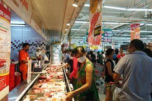 Hà Nội: Các siêu thị tăng nguồn hàng, chủ động chống dịch Covid-19