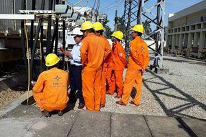 PC Quảng Ngãi: Tập huấn hướng dẫn sử dụng máy đo phóng điện cục bộ và phần mềm cấp phiếu công tác điện tử