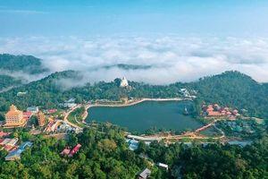 Núi Cấm- Điểm đến hấp dẫn bậc nhất của An Giang
