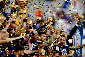 PSG vô địch Cúp Liên đoàn Pháp lần thứ 9 trong lịch sử