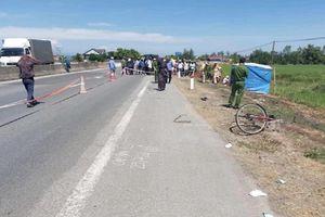Nam tài xế tông chết người rồi bỏ trốn ở Hà Tĩnh ra đầu thú