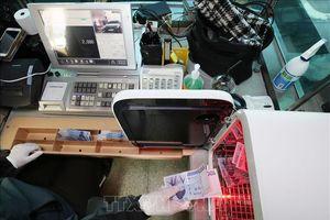 Hậu quả từ cách làm sạch tiền mặt tự phát ở Hàn Quốc