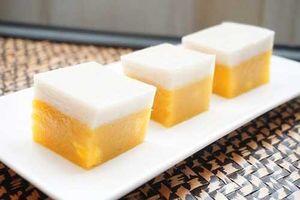 Cách làm thạch xoài ngọt thơm, thanh mát cho ngày hè ai ăn cũng ghiền, rẻ tiền lại an toàn cho sức khỏe