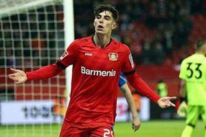 Leverkusen khiến fan Chelsea chưng hửng về Kai Havertz