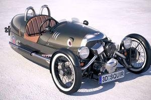 Những chiếc ô tô nhẹ nhất trong lịch sử