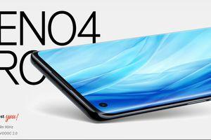 OPPO Reno 4 Pro bán tại Việt Nam, Snapdragon 720G, sạc nhanh 65W, màn hình 90Hz