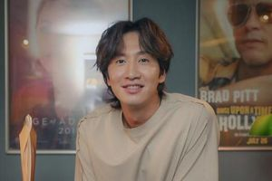 Lee Kwang Soo làm rõ tin lục đục nội bộ 'Running Man', vẫn đang yêu say đắm Lee Sun Bin
