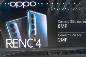 OPPO trình làng bộ đôi smartphone OPPO Reno4 và đồng hồ OPPO Watch tại Việt Nam