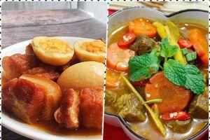 9 món kho từ các loại thịt, cá vừa ngon lại tiết kiệm
