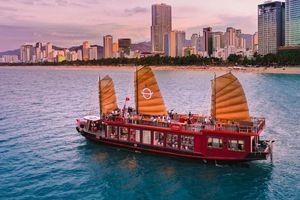 Emperor Cruises - Du thuyền trên vịnh Nha Trang nhận giải thưởng TripAdvisor 2020