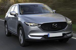 Mazda CX-5 sẽ đổi tên thành CX-50?