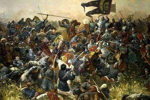 Dân tộc Nga thống nhất ra đời sau trận chiến Kulikovo lịch sử
