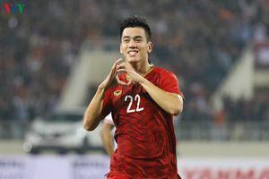 Tiền đạo Tiến Linh nói điều bất ngờ khi AFF Cup bị hoãn