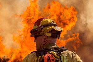 8.000 dân sơ tán khẩn cấp vì cháy rừng 'Apple Fire' ở California