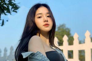 Nhan sắc bạn gái của tiền vệ Trọng Hùng