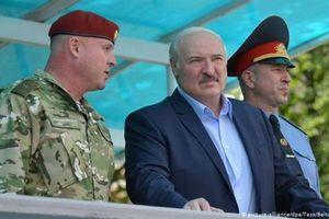 Đằng sau động thái Belarus bắt 33 công dân Nga