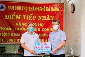 PVOIL cấp 'Phiếu tặng xăng dầu' tại cửa hàng PVOIL Miền Trung
