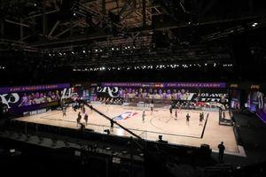 Cổ động viên tăng gấp đôi với sự trở lại của Giải bóng rổ Nhà nghề Mỹ