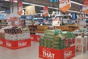 Nhiều siêu thị tăng mạnh lượng hàng, giữ giá ổn định