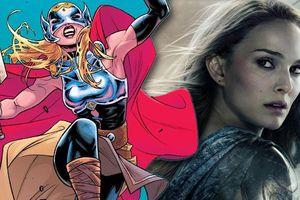 Thor nữ của MCU: Sự trả giá cho phàm nhân trong lớp phủ thần sấm