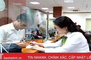 'Ươm mầm' cho 'vườn hoa đẹp' của ngành ngân hàng Hà Tĩnh