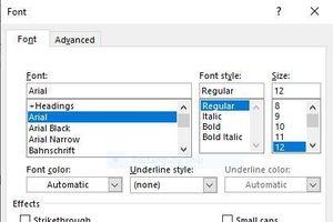 Thủ thuật thú vị trong Microsoft Word ít người biết