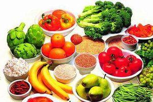 Top 10 thực phẩm tốt cho sức khỏe của đôi mắt