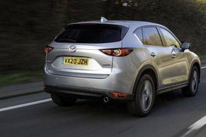 Mazda CX-5 bị thay thế vào năm 2022, có thể được đặt tên là CX-50