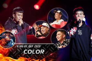 Ca khúc gây nghiện 'viral' nhất tập 1 King Of Rap: Trai Tây Ninh khiến 4 HLV với chân lý 'người yêu làm gì cũng giận'