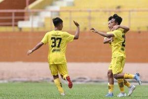 HAGL và SLNA vào vòng chung kết U17 quốc gia, U17 Nam Định bị loại