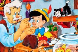 'Tượng đài' Pinocchio sau hơn 1 thế kỷ ra mắt