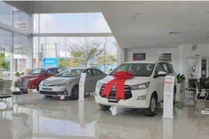 Giá xe ô tô Toyota mới nhất tháng 8/2020: Không còn nhiều ưu đãi