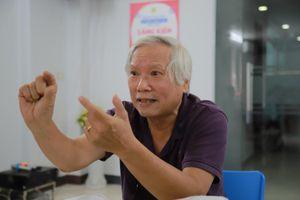 PGS. TS Nguyễn Văn Huy: 'Chậm xếp hạng di tích là phá Vườn Chuối'